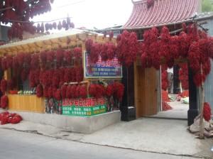 Peper winkel